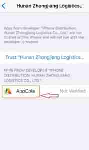 Click-on-AppCola-to-Trust
