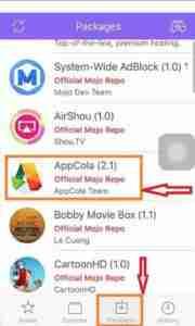 Download Appcola For iOS | Install Appcola on iPhone/iPad