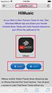 Download Hi Music For iOS | Install Hi Music on iPhone/iPad