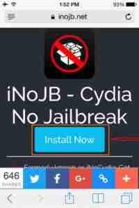 Download iNoCydia For iOS | Install iNoCydia on iPhone/iPad