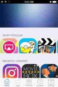 iCydia-Categories