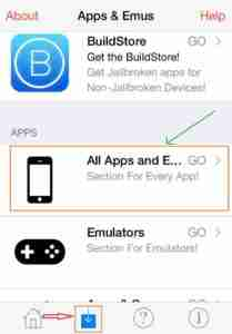 Click-on-All-Apps-and-Emulators-in-iOSEmus