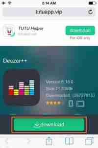 Install Deezer++ on iPhone/iPad | Download Deezer iPA For iOS