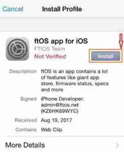 Click-on-Install