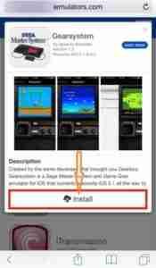 Click-on-Install-GearSystem
