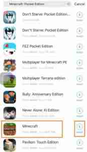 Click-on-Minecraft-PE-and-Tap-on-Install