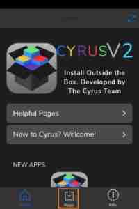 Cyrus-Installer-Preview