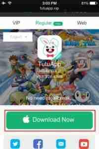 Download TutuApp For iOS | Install TutuApp Free on iPhone, iPad