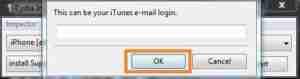 Enter-your-Apple-ID-to-sideload-Pandora-iPA