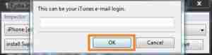 Enter-your-Apple-ID-to-sideload-YouTube-Cercube-iPA