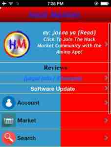 Hack-market-iOS-download-free