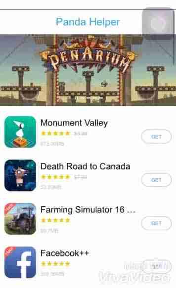 Download Panda Helper For iOS | Install Panda Helper on