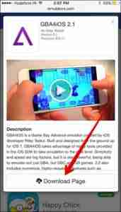 Tap-on-Download-Page-GB4iOS-2.1