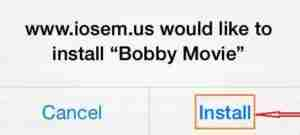 Tap-on-Install-Bobby-Movie