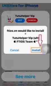 Tap-on-Install-TutuApp-VIP