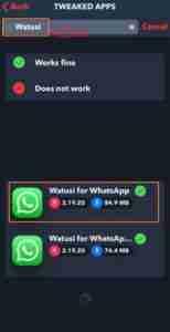 Type-WhatsApp-Watusi-and-click-on-WhatsApp-Watusi