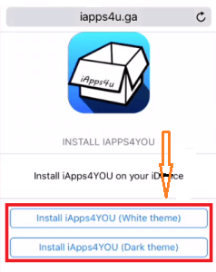Click-on-Install-iApps4You-iOS-White-theme