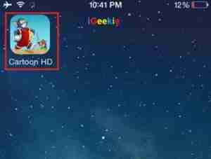 Cartoon-HD-App-Downloaded-Installed