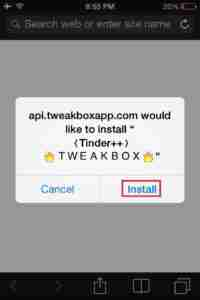Click-on-Install-To-Download-Tinder-Plus-IPA