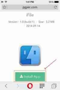 Install iFile on iPhone/Android | Download iFile For iOS