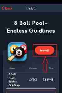 Click-on-Install-to-Download-8-Ball-Pool-Hack