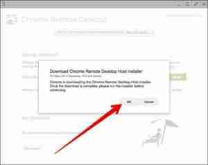 Download-Chrome-Remote-Desktop-Host-Installer