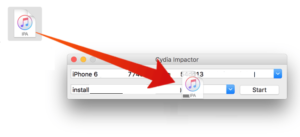 Drag-and-Drop-Cartoon-HD-IPA-onto-Cydia-Impactor