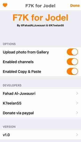 Download Jodel++ For iOS | Install Jodel++ iPA on iPhone/iPad