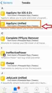 Tap-on-AppSync-Unified