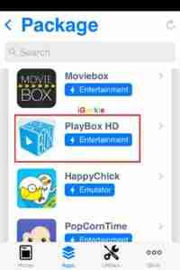 Download PlayBox HD For iOS | Install PlayBox HD on iPhone/iPad