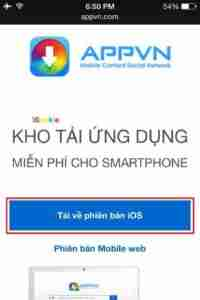 Tap-on-Blue-Color-Tab-for-Appvn-Download