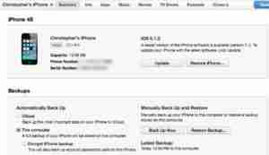 Update-iPhone-iPad-using-iTunes-software