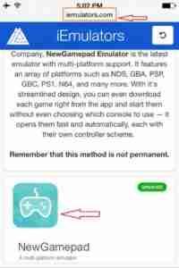 Click-on-NewGamepad-Emulator