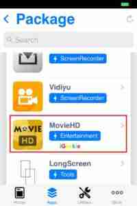 Tap-on-Movie-HD-App
