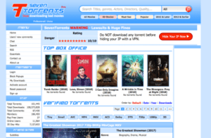Seven-Torrents-Website-Preview