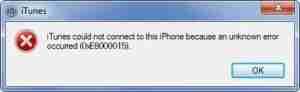 iTunes-Error-0xe8000015