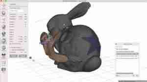 Autodesk-Meshmixer-Final-3D-Visual