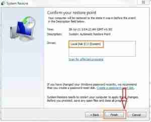 Choose-the-System-Restore-point-and-Tap-on-Finish