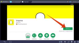 SnapChat-Download-PC