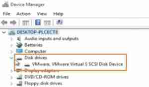 Disk-Drives-In-Device-Manager