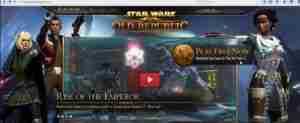 Official-Site-of-Swtor
