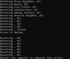 Resetting-The-IP-Address