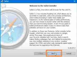 welcome-to-Safari-Installer