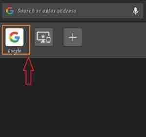 Click-on-+-icon-and-Add-Google.com