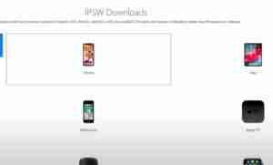 IPSW-Downloads