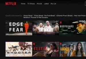 Preview-Of-Netflix