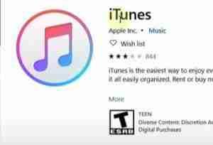Re-installing-iTunes-App