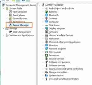 Click-On-Device-Manager