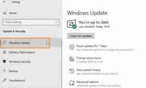 Click-On-Windows-Update