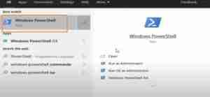 Open-Windows-PowerShell